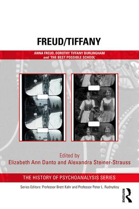 Freud:Tiffany Book Routledge 2018